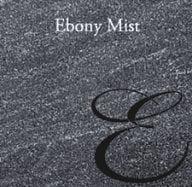 Emerson Monument | Ebony Mist Granite Sample