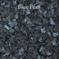 Emerson Monument | Blue Pearl Granite Sample