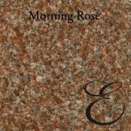 Emerson Monument | Morning Rose Granite Sample